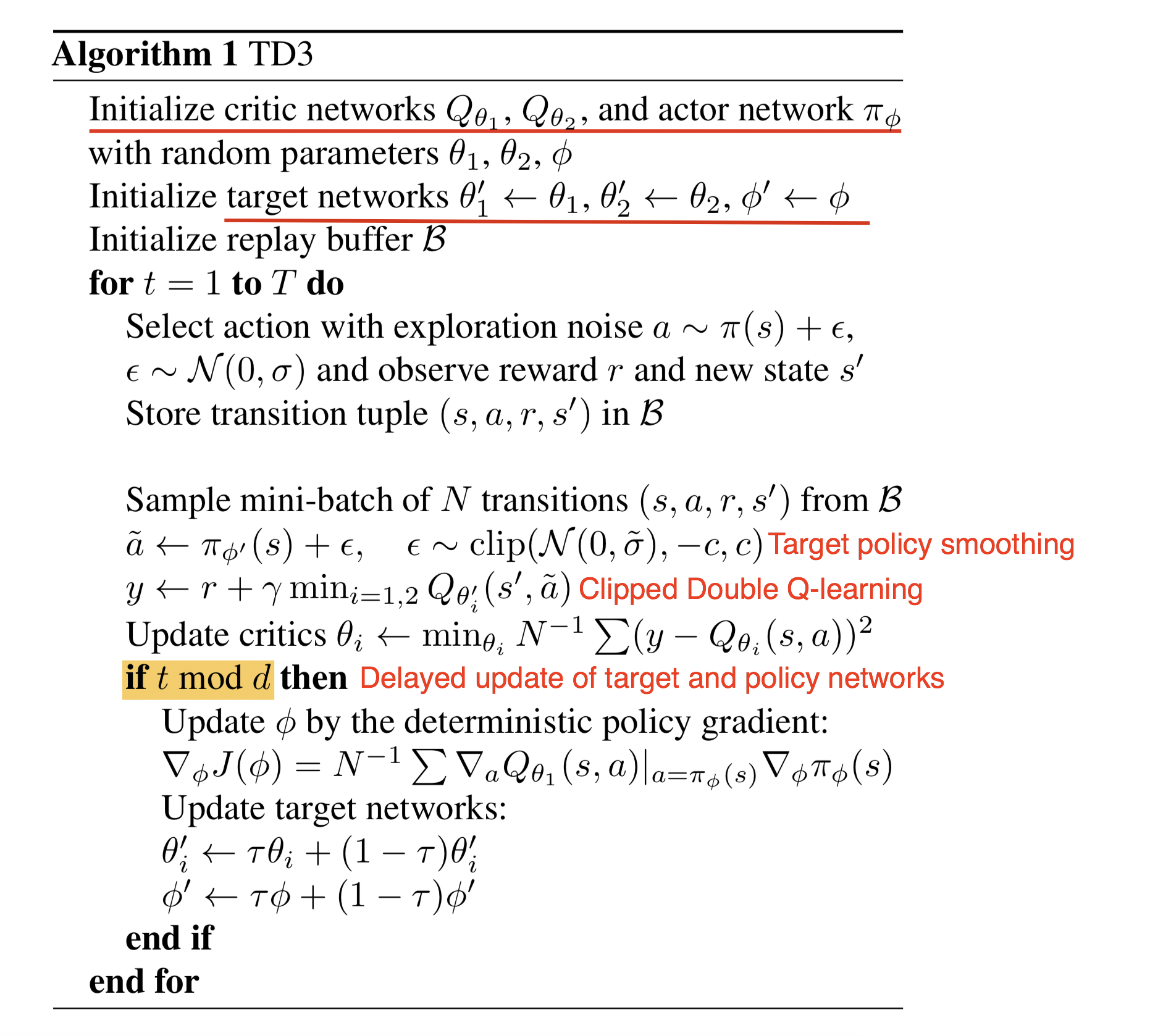 Policy Gradient Algorithms